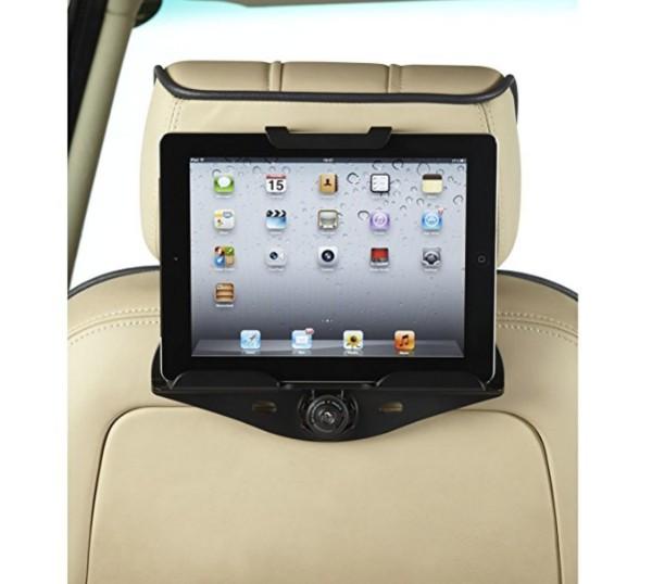 viajes en familia soporte tablet