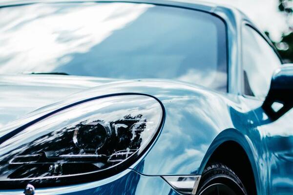 limpiar el coche faros cristales