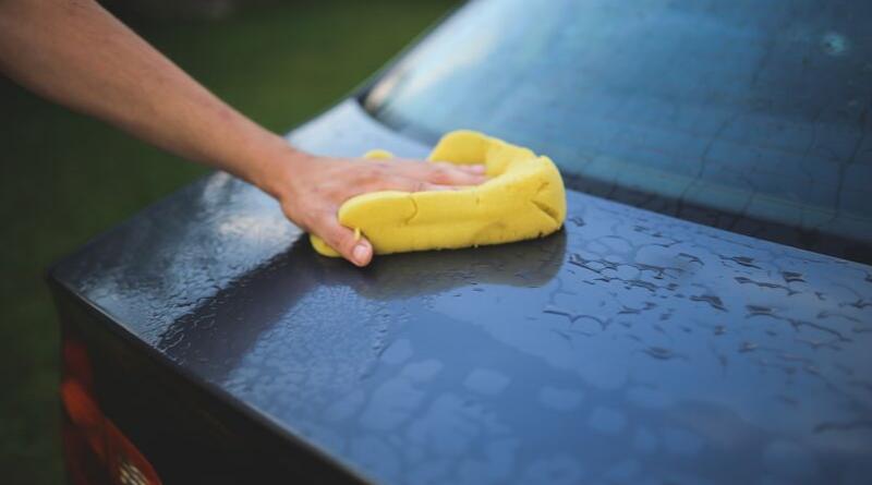 trucos caseros para limpiar el coche