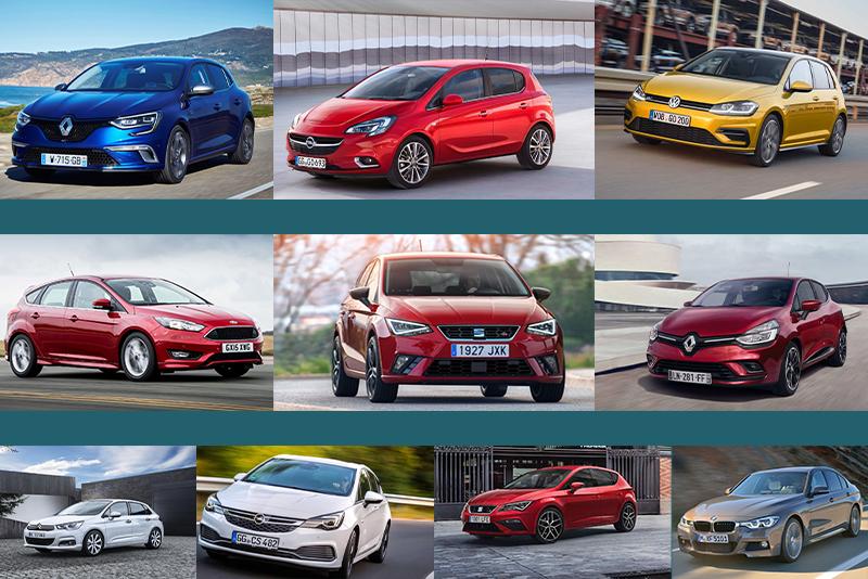 coches de ocasión más vendidos