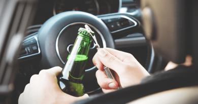 alcohol y drogas al volante