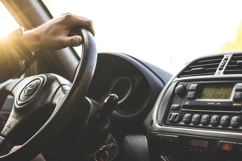 aprobarias examen carnet conducir