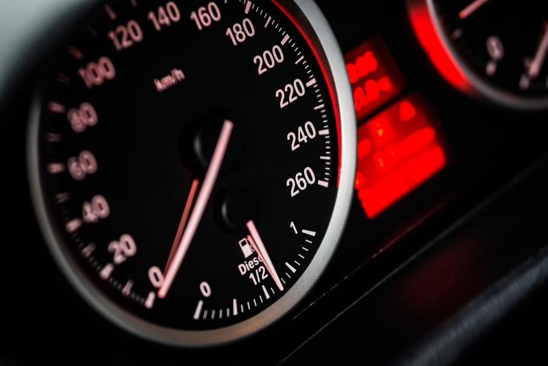 multas de tráfico más frecuentes 2019
