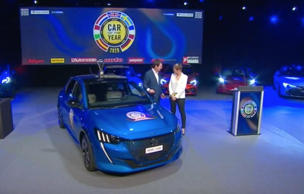 peugeot 208 mejor coche del año en europa