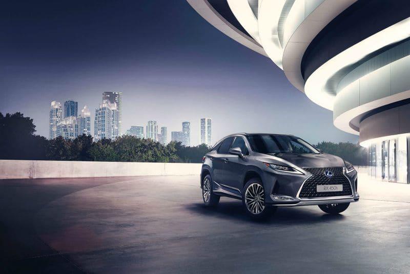 Lexus RX - mejores coches 2020