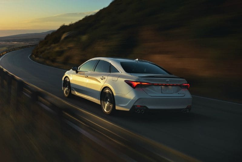 Toyota Avalon - mejores coches 2020