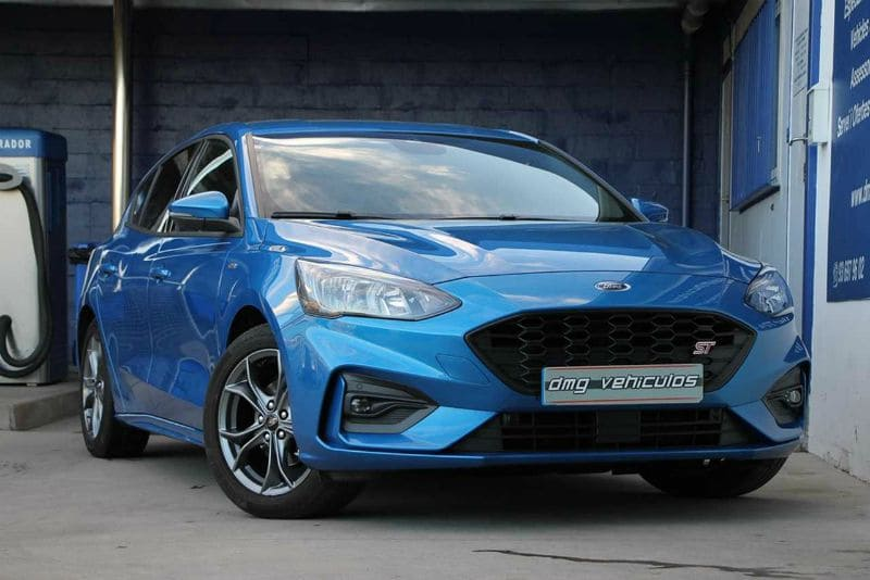 coches compactos - Ford Focus