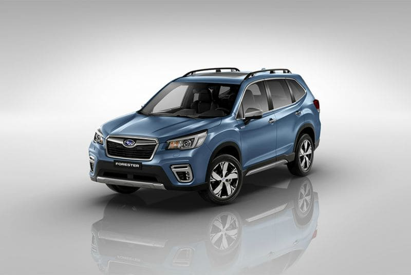 Subaru Forester - mejores coches 2020
