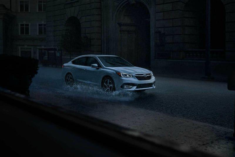 Subaru Legacy - mejores coches 2020