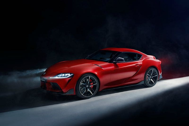 Toyota Supra - mejores coches 2020
