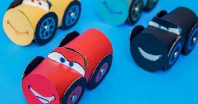 Actividades de coches para niños 1