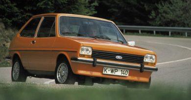 coches míticos - Ford Fiesta 1976