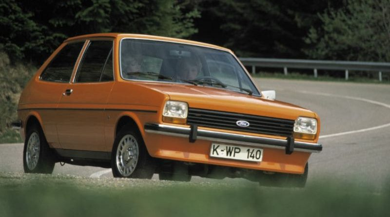 coches míticos - Ford Fiesta 1976