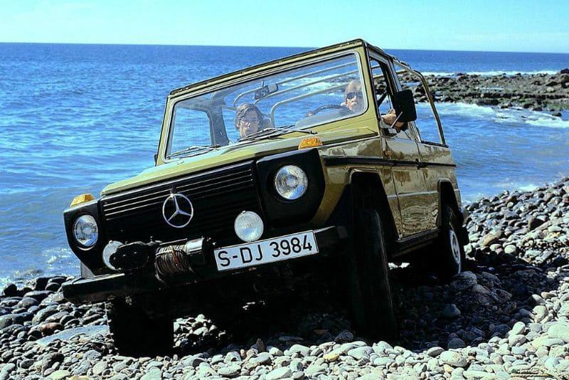 Mercedes Clase G 1979