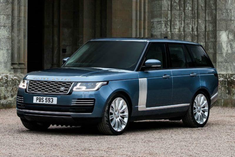 Range Rover 2020