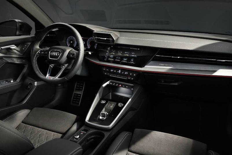 Nuevo Audi A3 Sedán