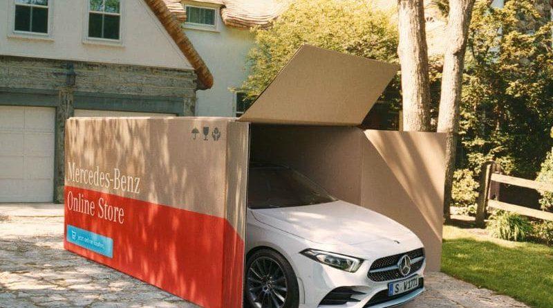 Entregas de Mercedes en Alemania