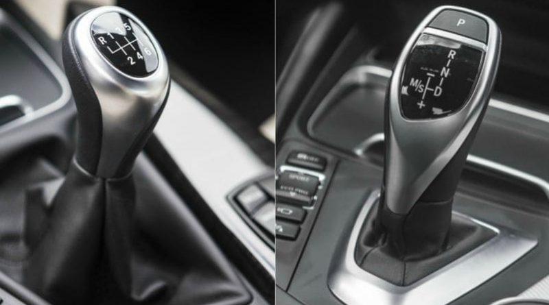 coche manual o automático