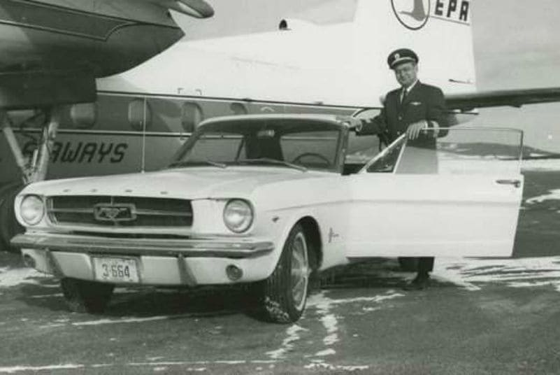 curiosidades sobre Ford