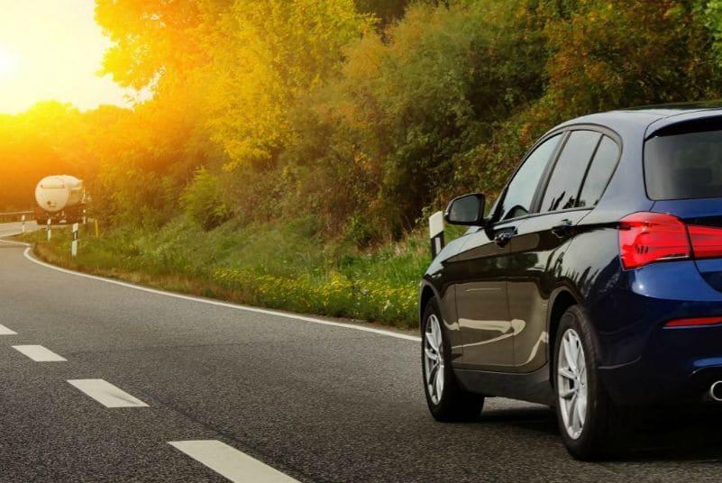 consejos para un viaje largo en coche