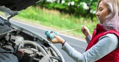 mantenimiento del coche antes de viajar