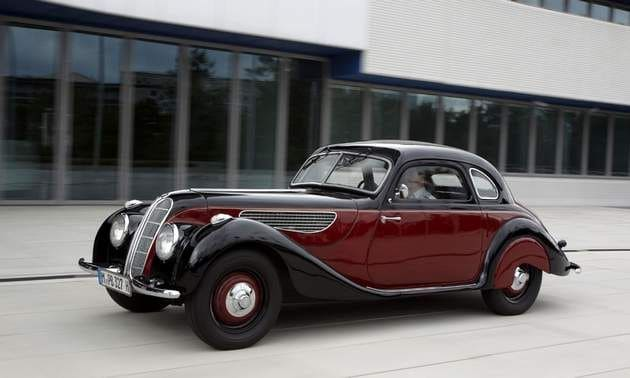 BMW 328 Sports Coupe