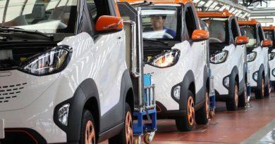 coches electricos en china