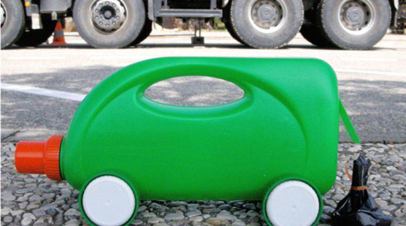 Manualidades de coches para niños
