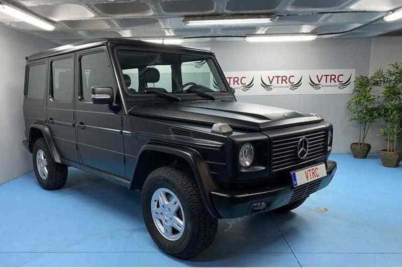 Coches chinos: Mercedes Clase G