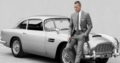 los coches de James Bond: Aston Martin DB5