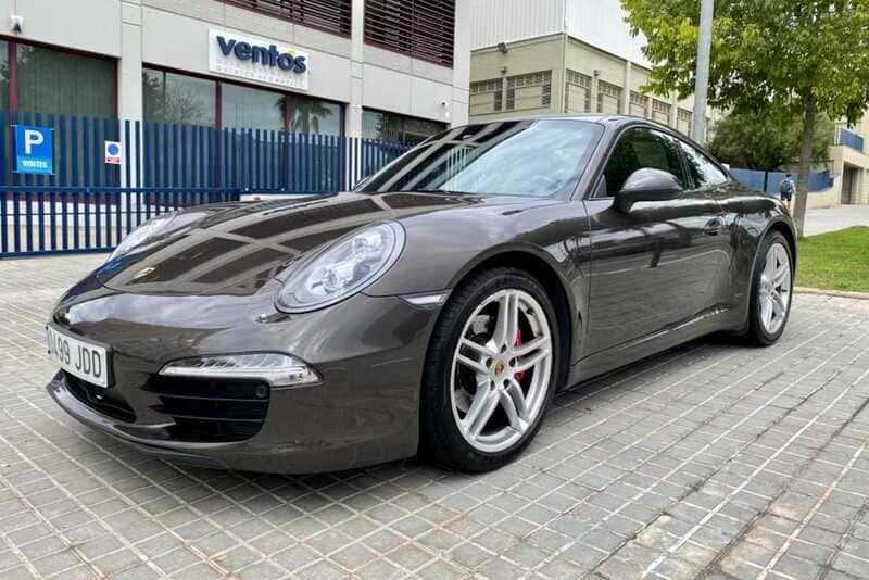 Coches chinos: Porsche Carrera