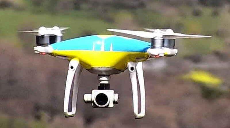 nuevos radares y drones de tráfico