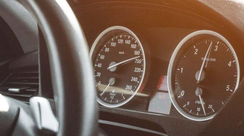 mayores multas de velocidad