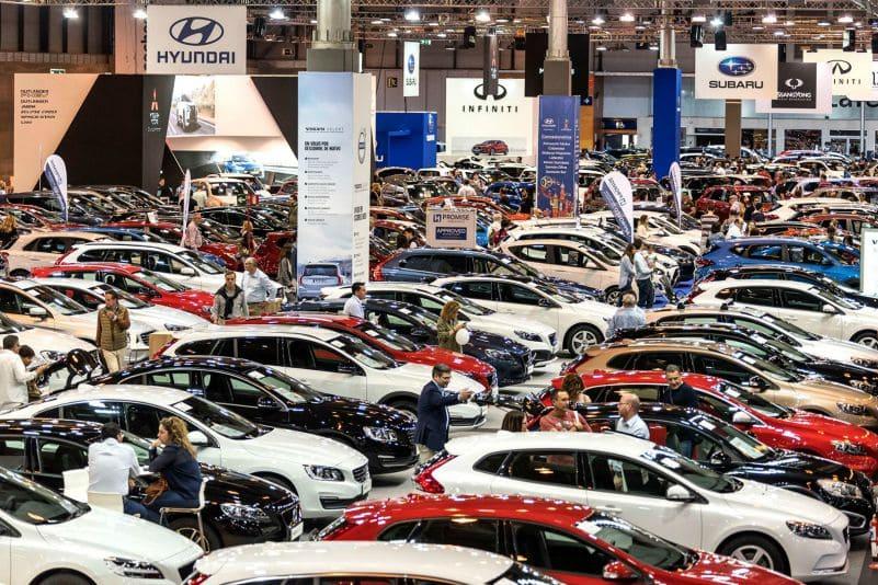 ventas de coches de ocasión en octubre