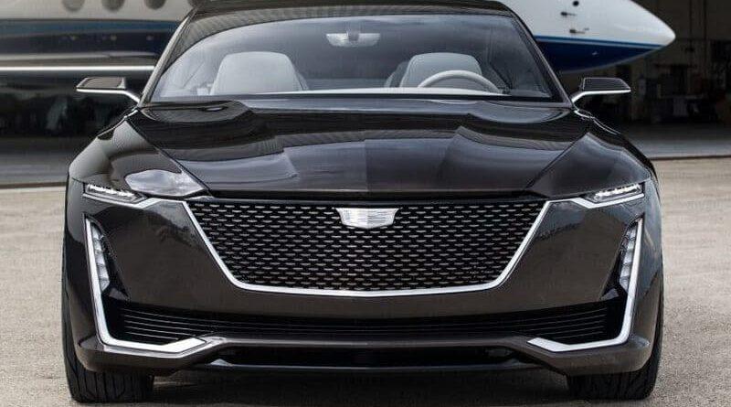 coches eléctricos Cadillac