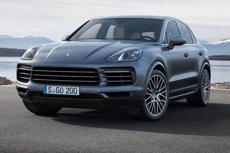 Porsche Cayenne: tercera generación