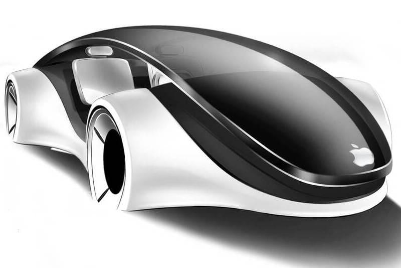 coche eléctrico de Apple