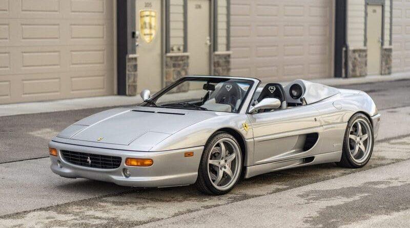 Ferrari de Shaquille O'Neal