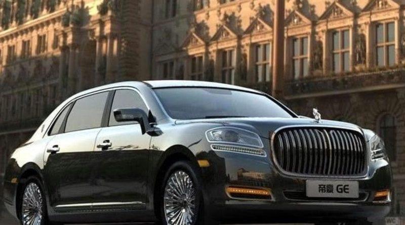 coche oficial del rey