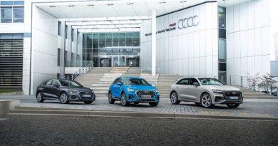Audi cumple los objetivos de emisiones de CO2