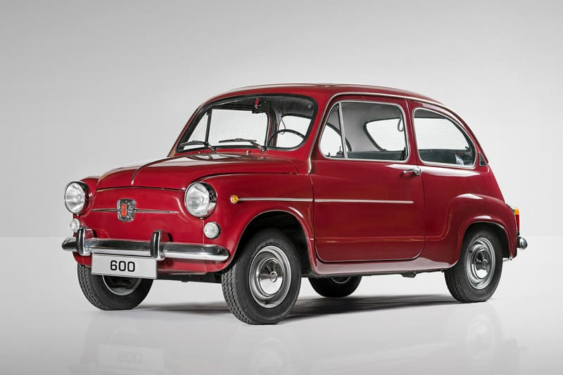 Coches clásicos de los 60: Seat 600
