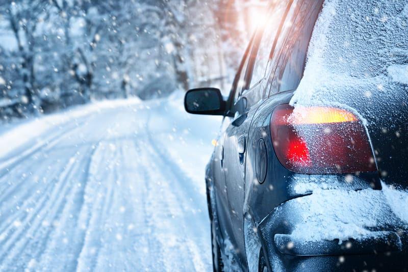 multas en invierno