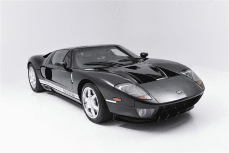 Deportivos más lentos: Ford GT CP-1