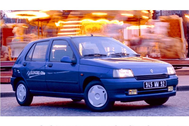 Renault Clio Electrique