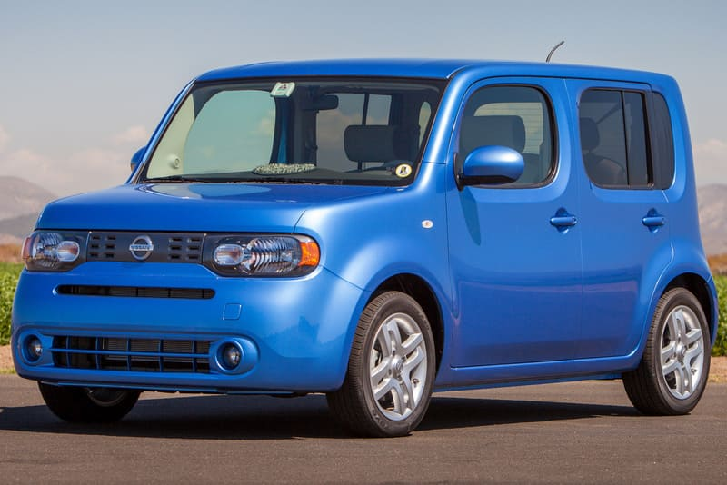 Coches feos: Nissan Cube