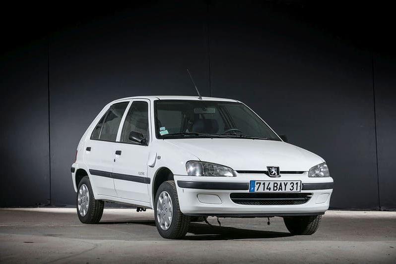Coches eléctricos: Peugeot 106 Electrique