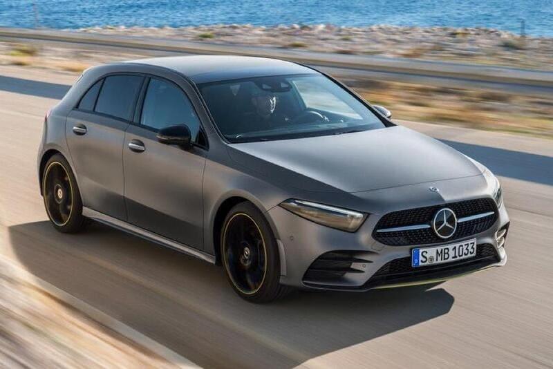 Mercedes ocasión Clase A