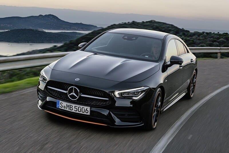 Mercedes ocasión CLA