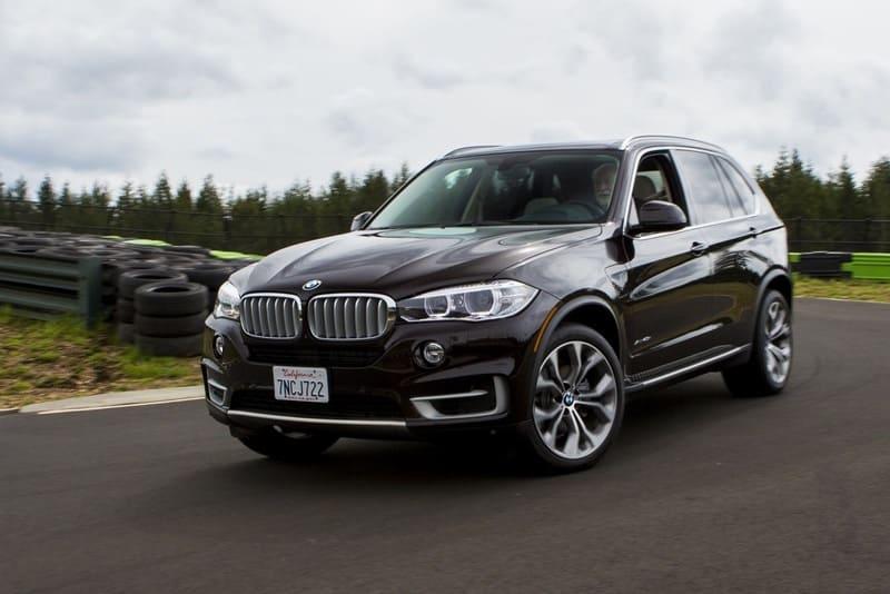 BMW ocasión X5
