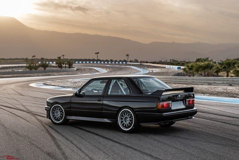 Historia del BMW M3 E30